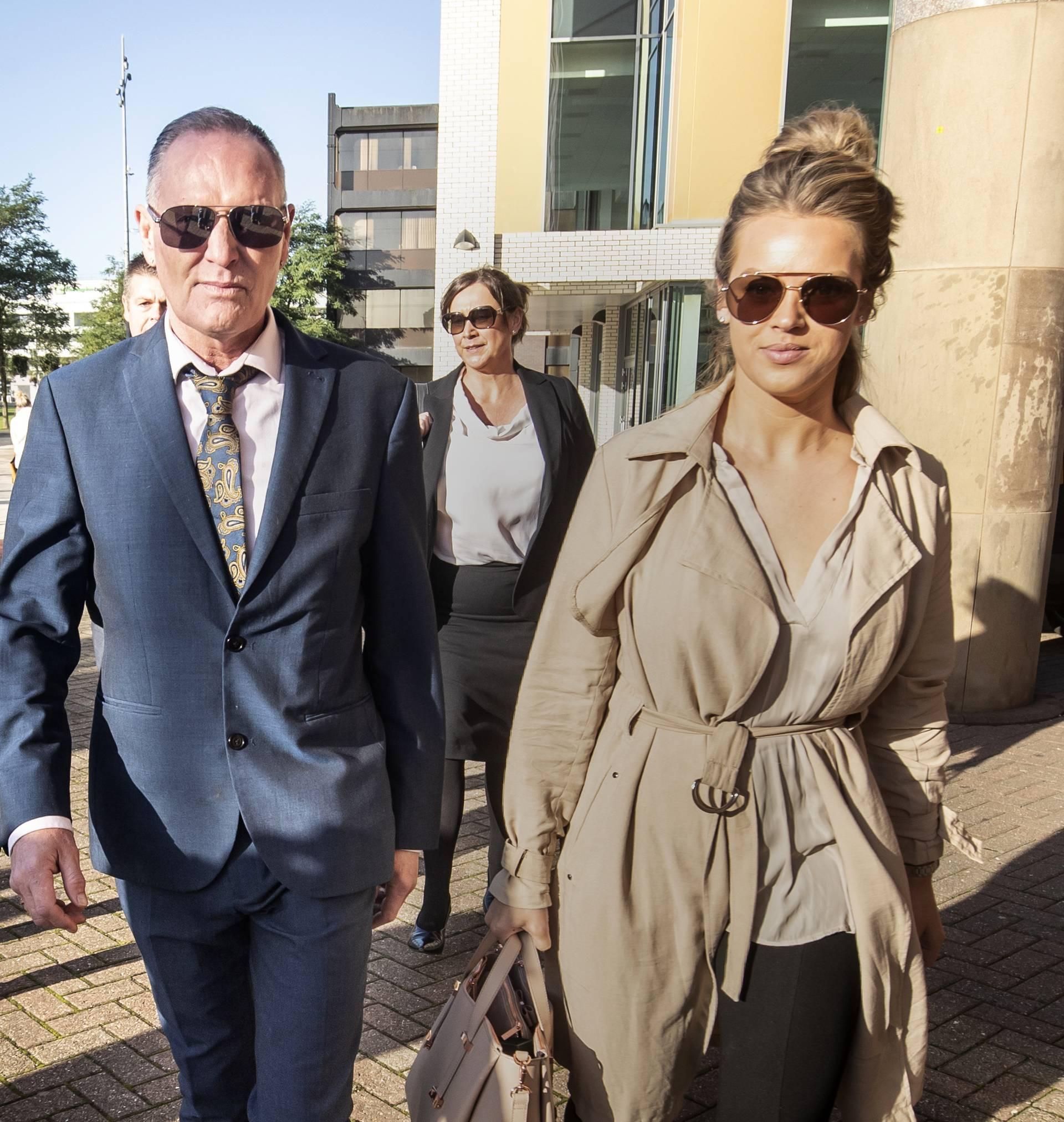 Paul Gascoigne court case