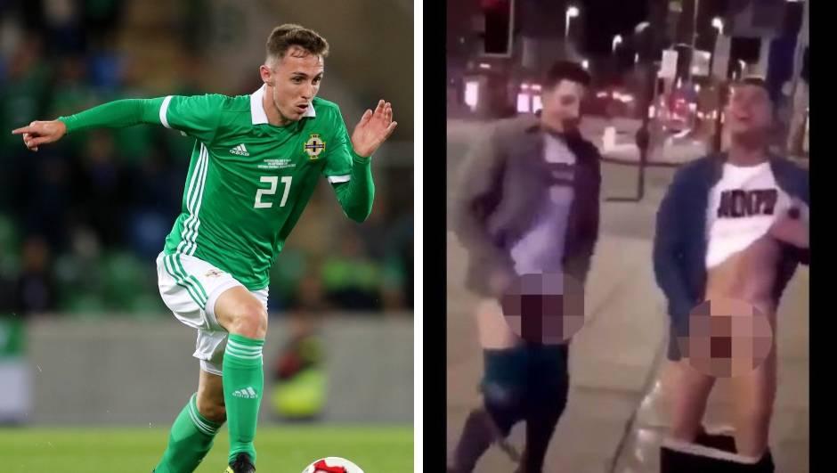 Kakva sramota! Igrač Sjeverne Irske masturbirao na ulici...