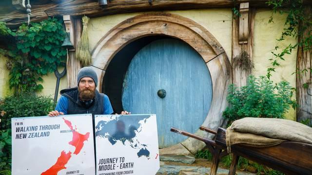 Uspio je! Tomica je završio putovanje na Novom Zelandu