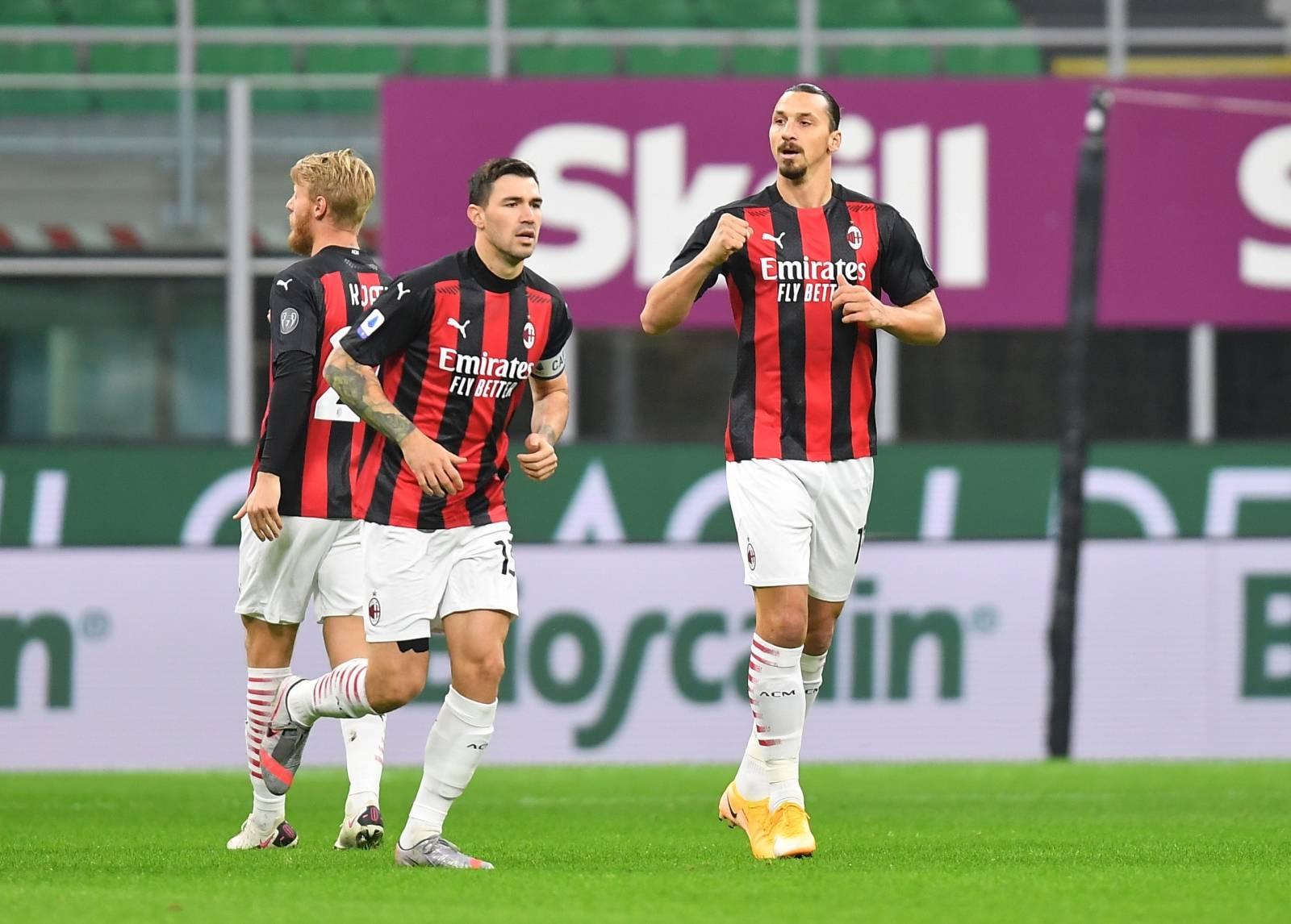 Serie A - AC Milan v AS Roma