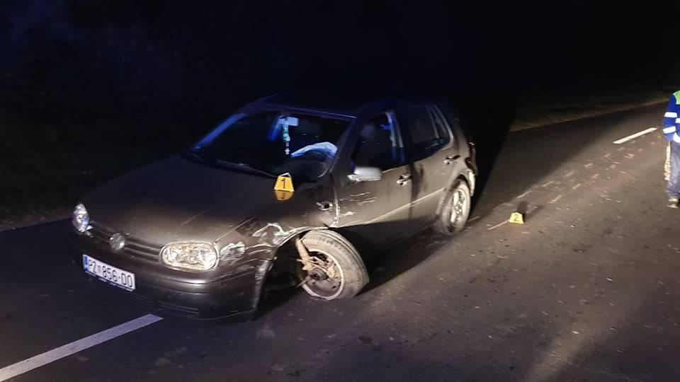Nesreća kraj Pleternice: Hitna je prevezla vozačicu u bolnicu