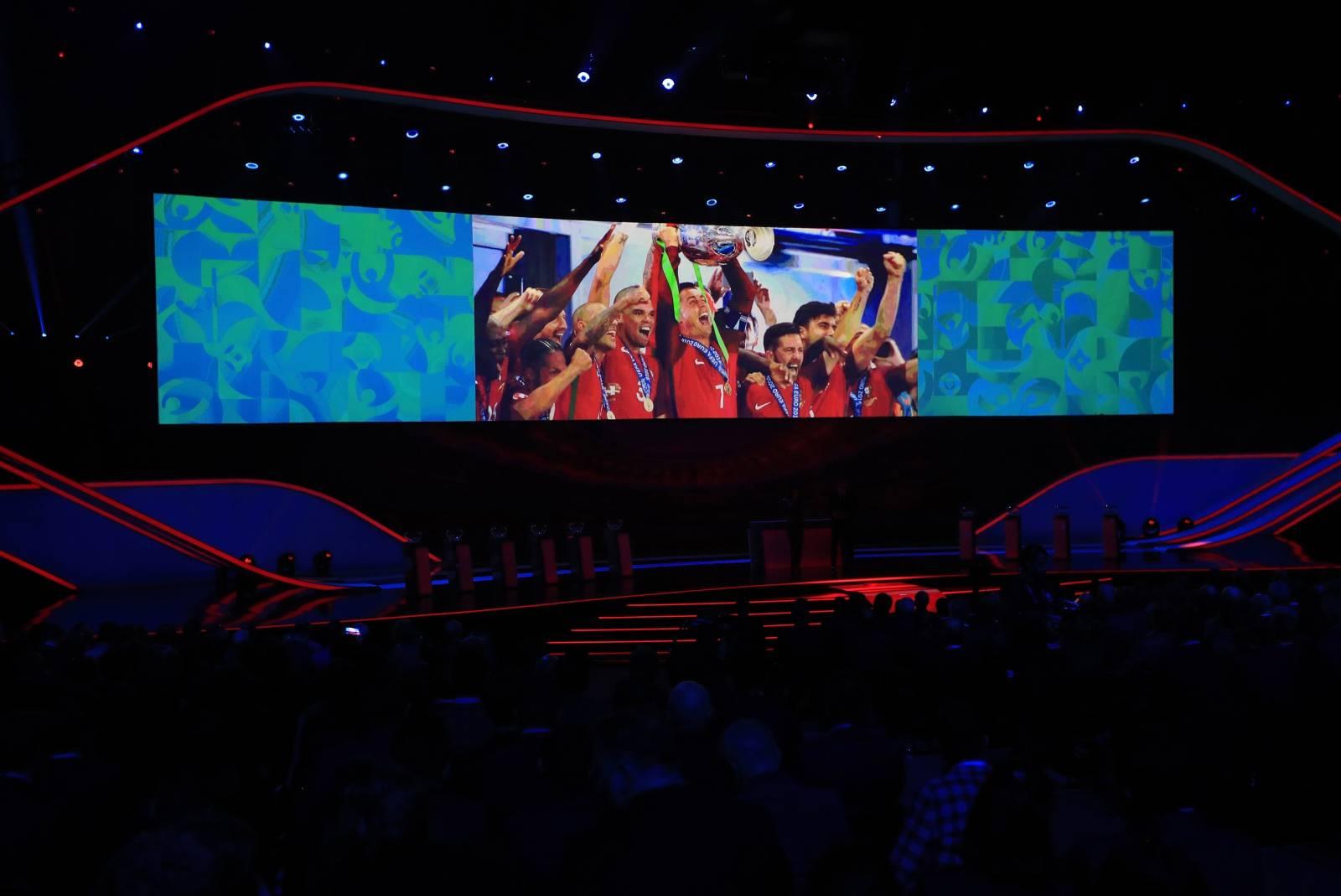 Euro 2020 Draw - Romexpo Exhibition Centre