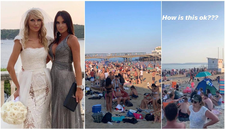 Hrvatska blogerica šokirana na spornoj britanskoj plaži: 'Užas'