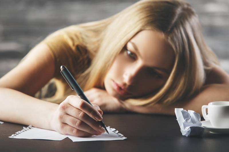 Razmišljate o pisanju dnevnika: Počnite, to vam može biti lijek