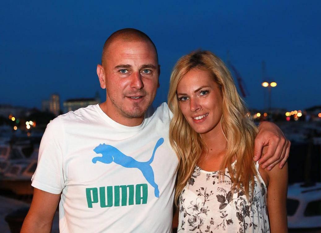 Romano Oblinovic i Marina