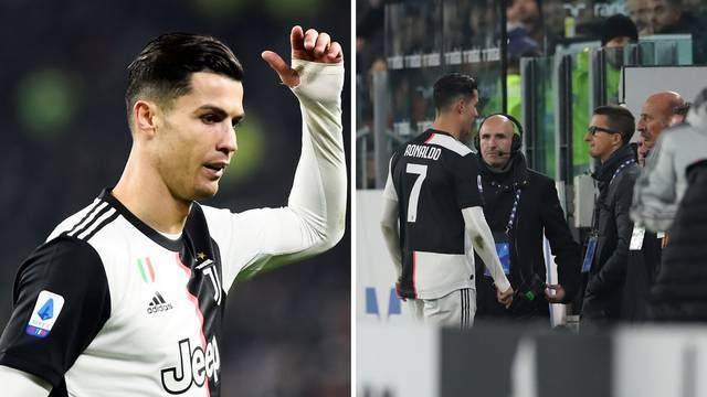 Ronaldo s terena odjurio kući?! 'Nije prešao nikoga tri godine'