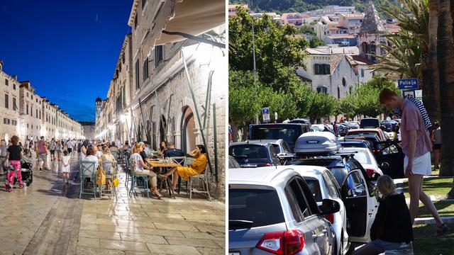Makarska je prešla Dubrovnik za 20 posto: 'Mi smo jeftiniji, a ljudi nemaju novaca. To je sve'
