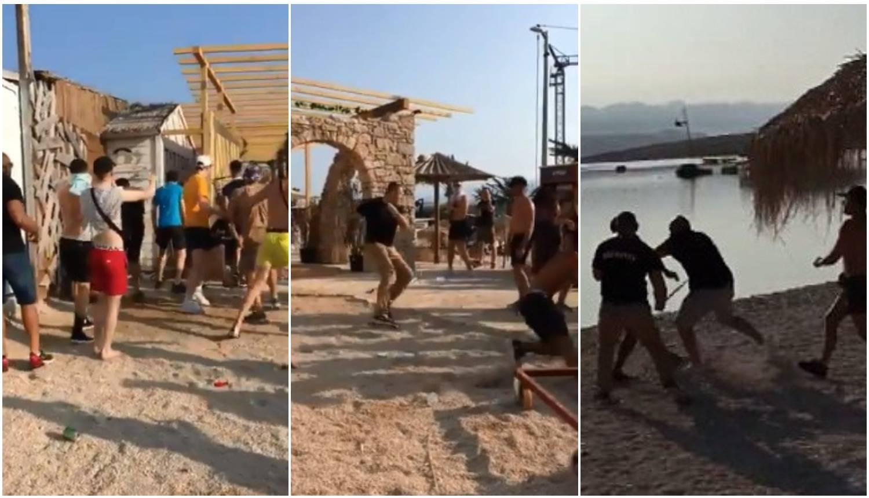 Makljaža na Zrću: Snimao kako redari tuku partijanere na plaži