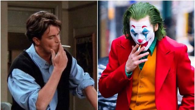Joker ima pokrete Chandlera iz 'Prijatelja': 'Sve ti je preuzeo'