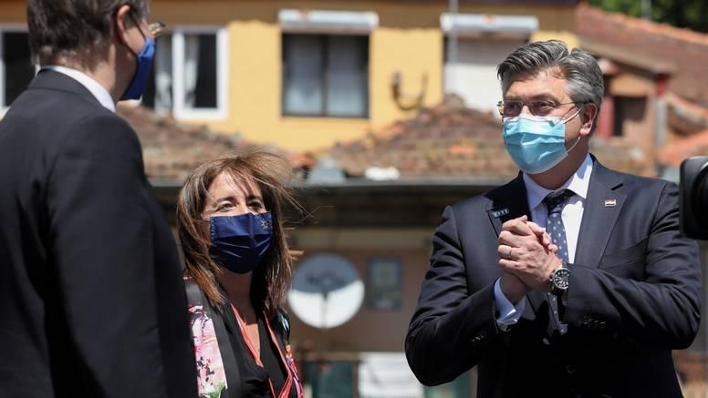 Premijer Plenković: 'Neradna nedjelja dobra za ravnotežu radnog i obiteljskog života'