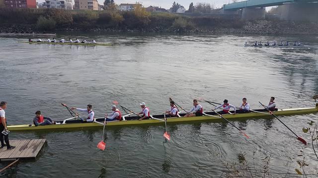 Regata osmeraca na rijeci Savi: Sinkovići u pobjedničkoj ekipi