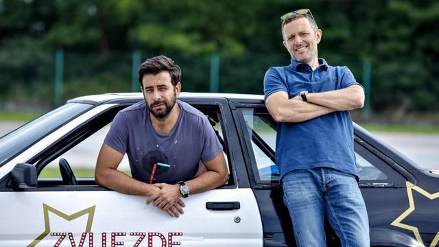 Popović Volarić uništio Šebalju auto: Mislio sam da se neću živ izvući, vidio sam bijelu svjetlost