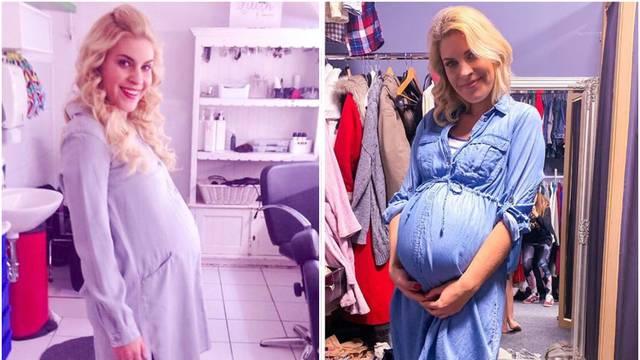 Glumica iz sapunice pokazala 'trbuh': Pitaju se kad ću roditi