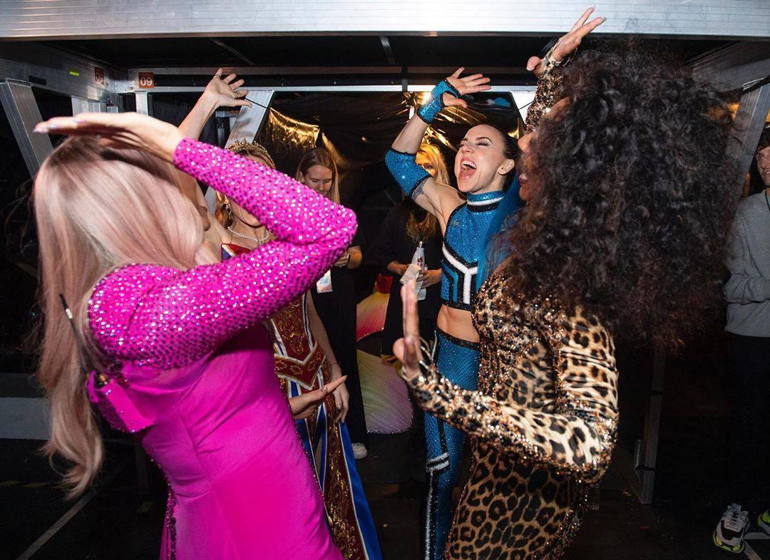 Mel B je obećala: Iduće godine Victoria nastupa sa Spajsicama