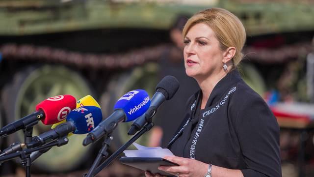 Obilježavanje obljetnice pogibije Blage Zadre u Vukovaru