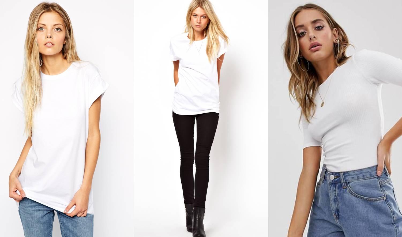 Adut u garderobi: Bijela majica je poput čistog platna, idealna je za sve stilove i generacije