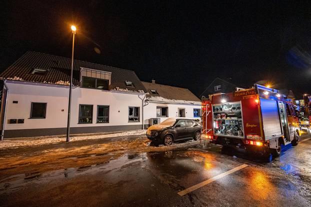 Five dead in house fire in Radevormwald