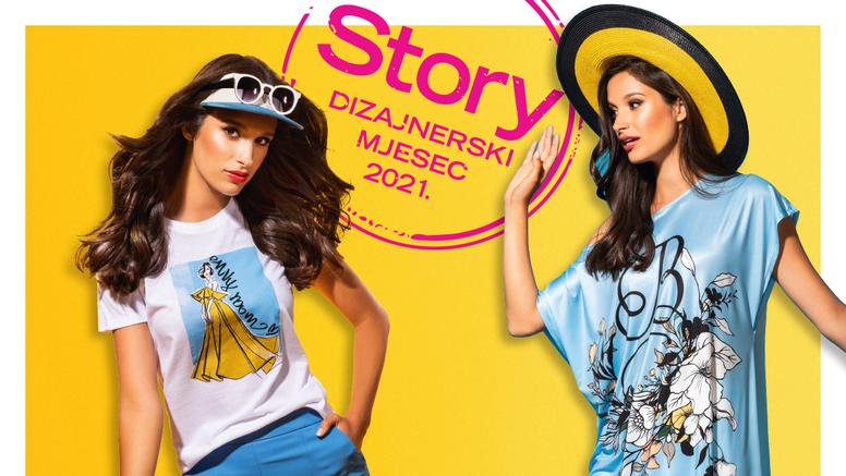 Nabavite must have dizajnerske komade uz Story dizajnerski mjesec!