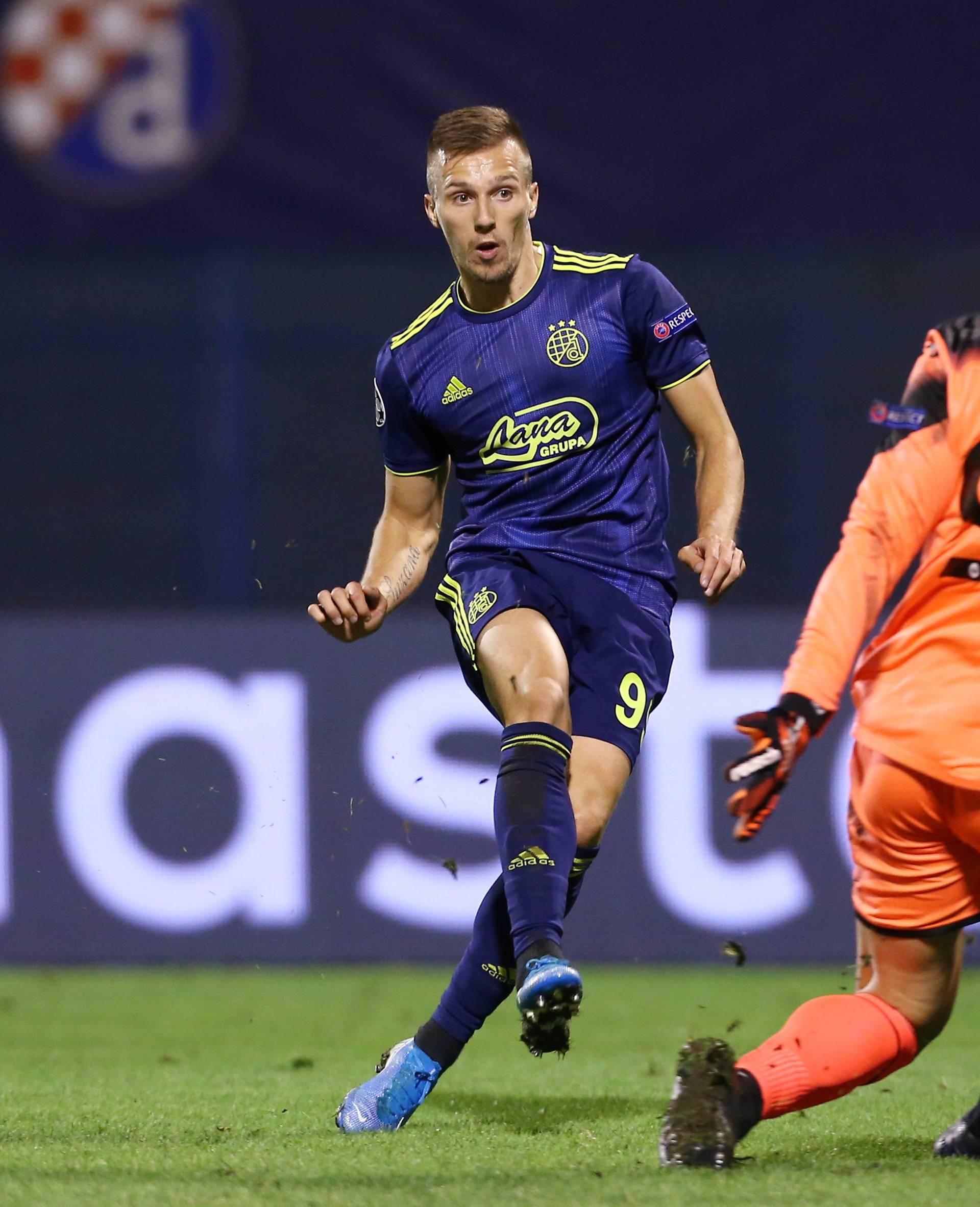 Champions League - Group C - GNK Dinamo Zagreb v Atalanta