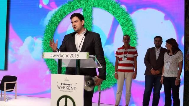 Rovinj: U sklopu WMF-a dodijeljena nagrada najboljem PR-ovcu u hrvatskoj politici,  Megafon 2019.