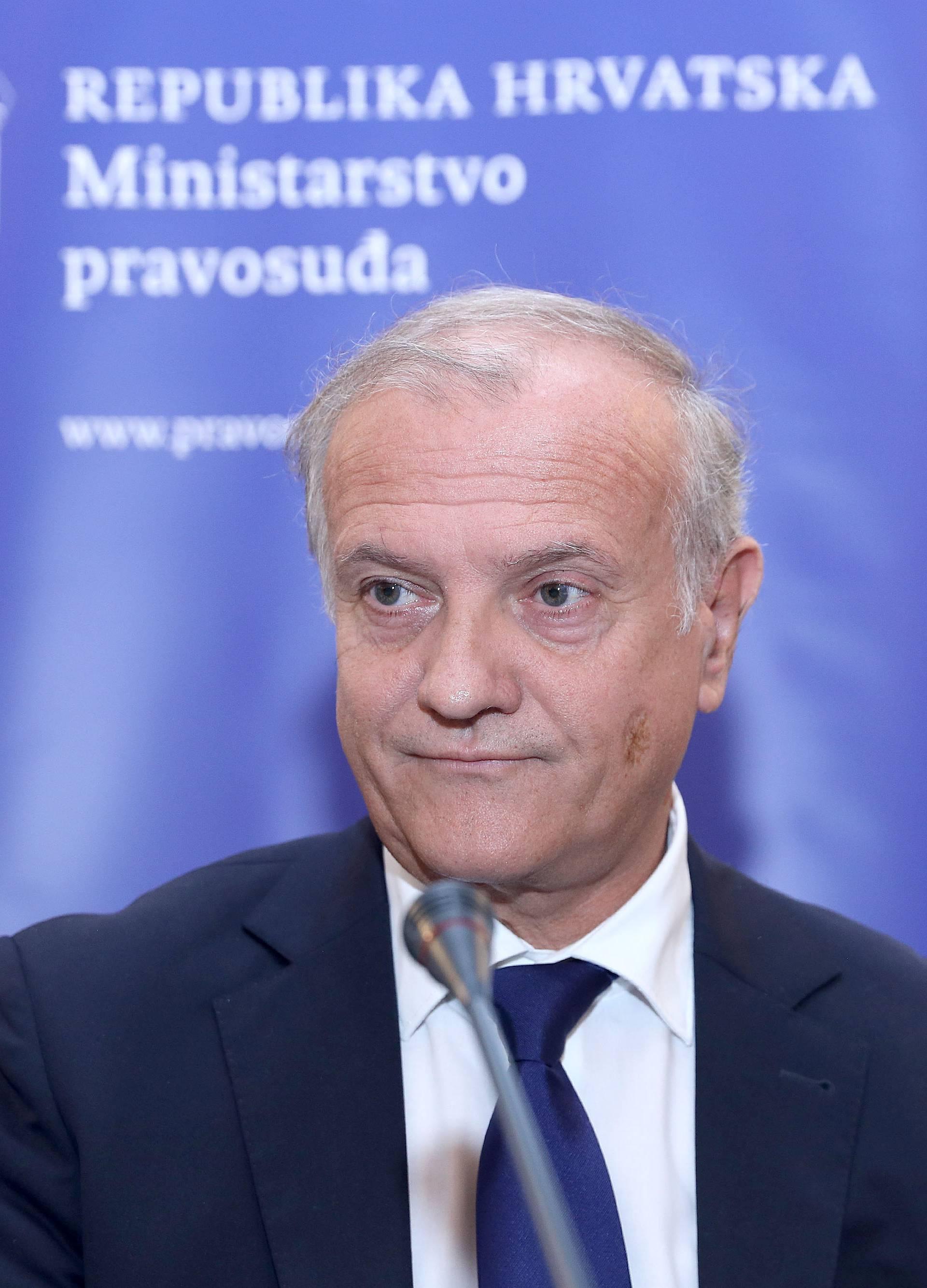 Zagreb: Bošnjaković prestavio prijedlog novog Ovršnog zakona
