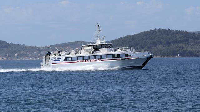 Brodska linija povezuje Rijeku, otoke Krk, Rab, Pag te Zadar