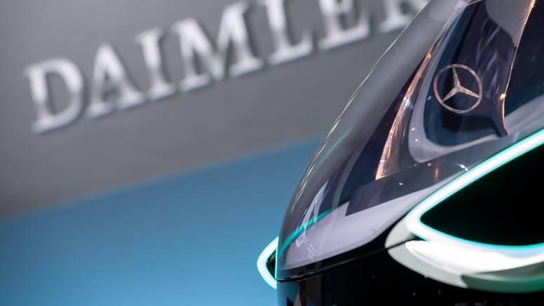 BMW, Daimler i VW morat će  platiti  čak 100 mil. eura kazne