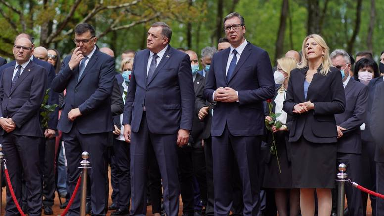 Vučić  opet najavljuje: 'Novi Jasenovci i nove 'Oluje' neće se više dogoditi našem narodu'