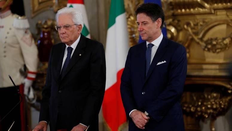 Talijanski parlament danas glasa o povjerenju novoj vladi