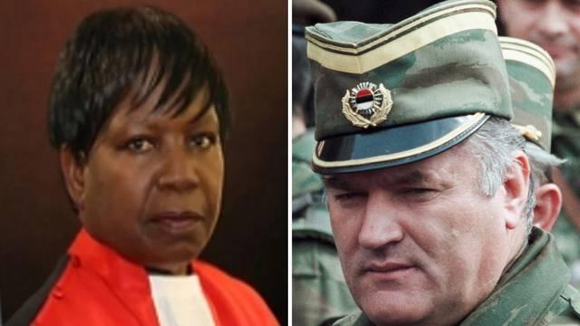 Tko je sutkinja koja je imala suprotno mišljenje u žalbenom postupku protiv koljača Mladića
