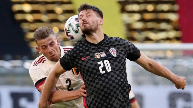 International Friendly - Belgium v Croatia