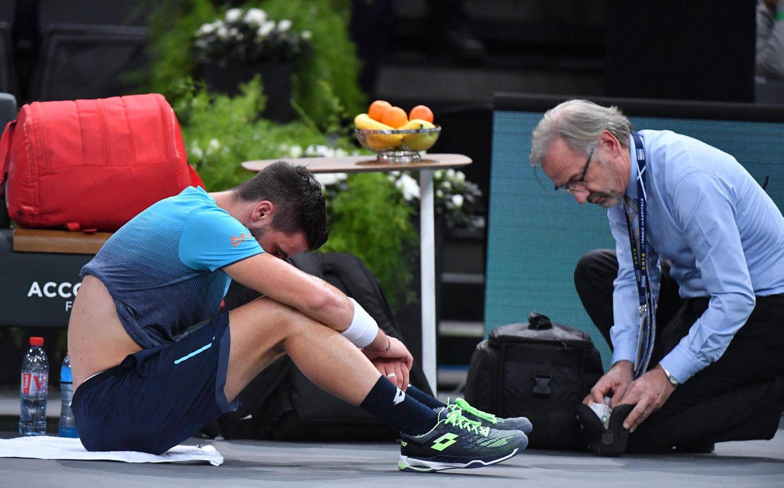 FRA, ATP Tour, Rolex Paris Masters