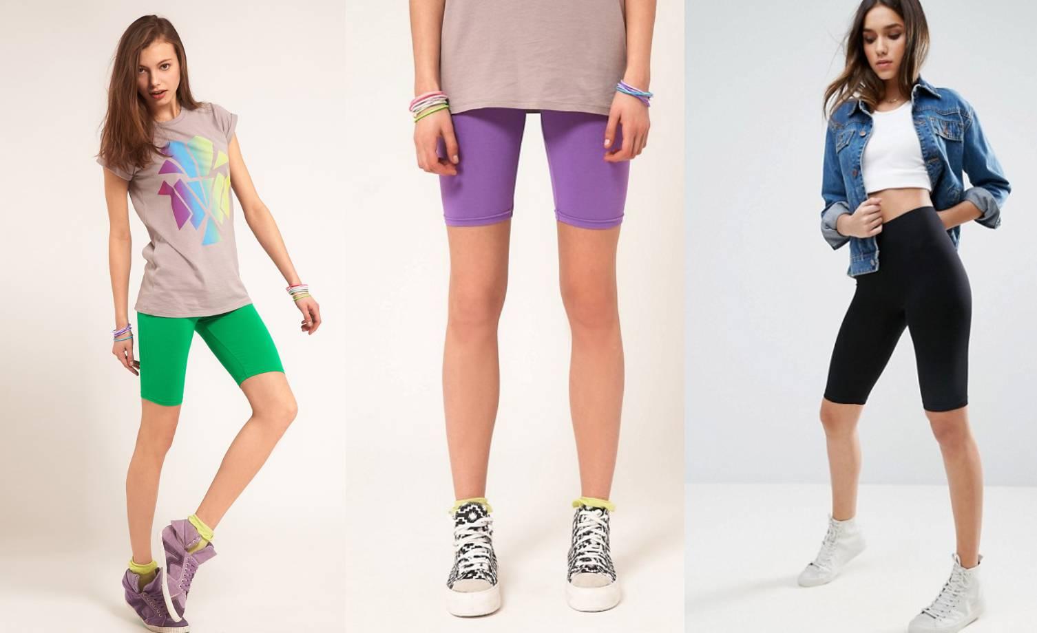 Retro biciklističke: Uske hlačice iz 80-ih na deset cool načina