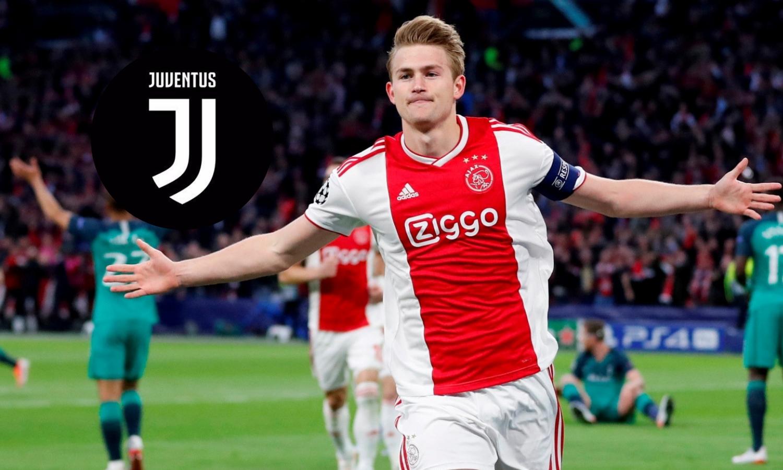 De Ligt treći najskuplji branič u povijesti: 'On je kao Zlatan...'