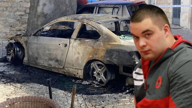Zapaljeni BMW pripada Čabraji!
