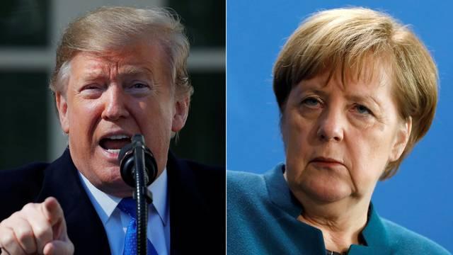 Merkel uz Trumpa u ratu s Twitterom, poziva se na pravo na slobodu mišljenja i govora...