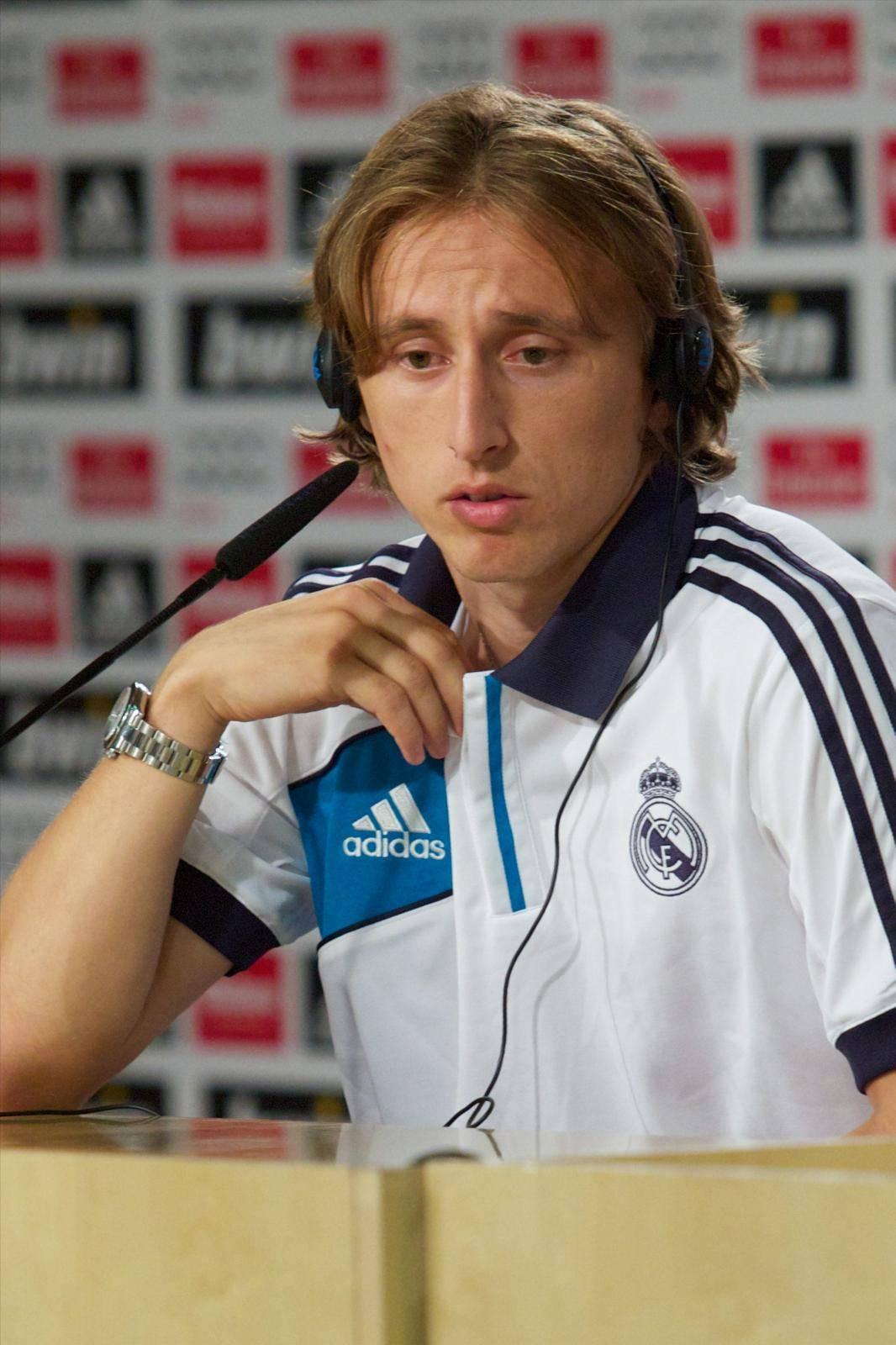 ESP, REal Madrid, Luka Modric