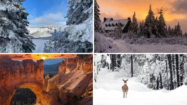 11 divnih nacionalnih parkova u SAD-u koje treba posjetiti zimi