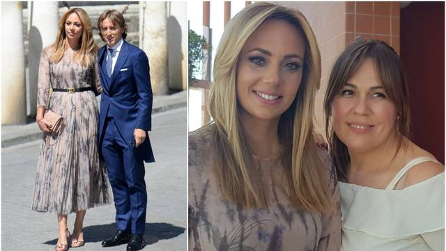 Vanja zbog Ramosove svadbe u Sevillu povela vlastitu frizerku