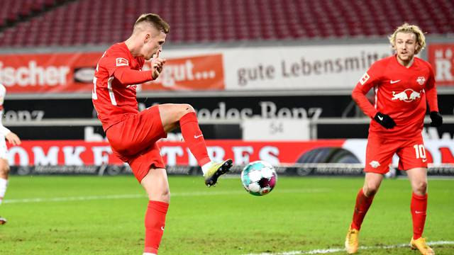 Bundesliga - VfB Stuttgart v RB Leipzig