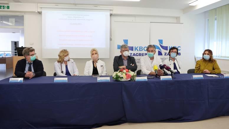 KBC Zagreb prvi u Hrvatskoj uveo metodu imunoadsorpcije