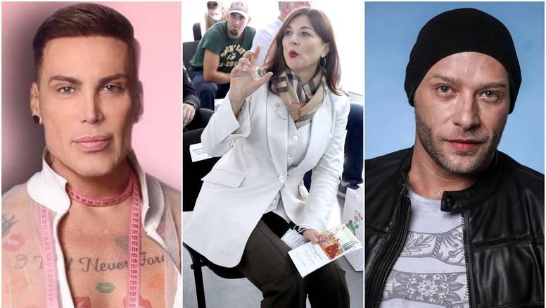 Cigi i Roth oštro kritizirali modni odabir Milanovićeve supruge: 'Ovo je jako bapski, katastrofa!'