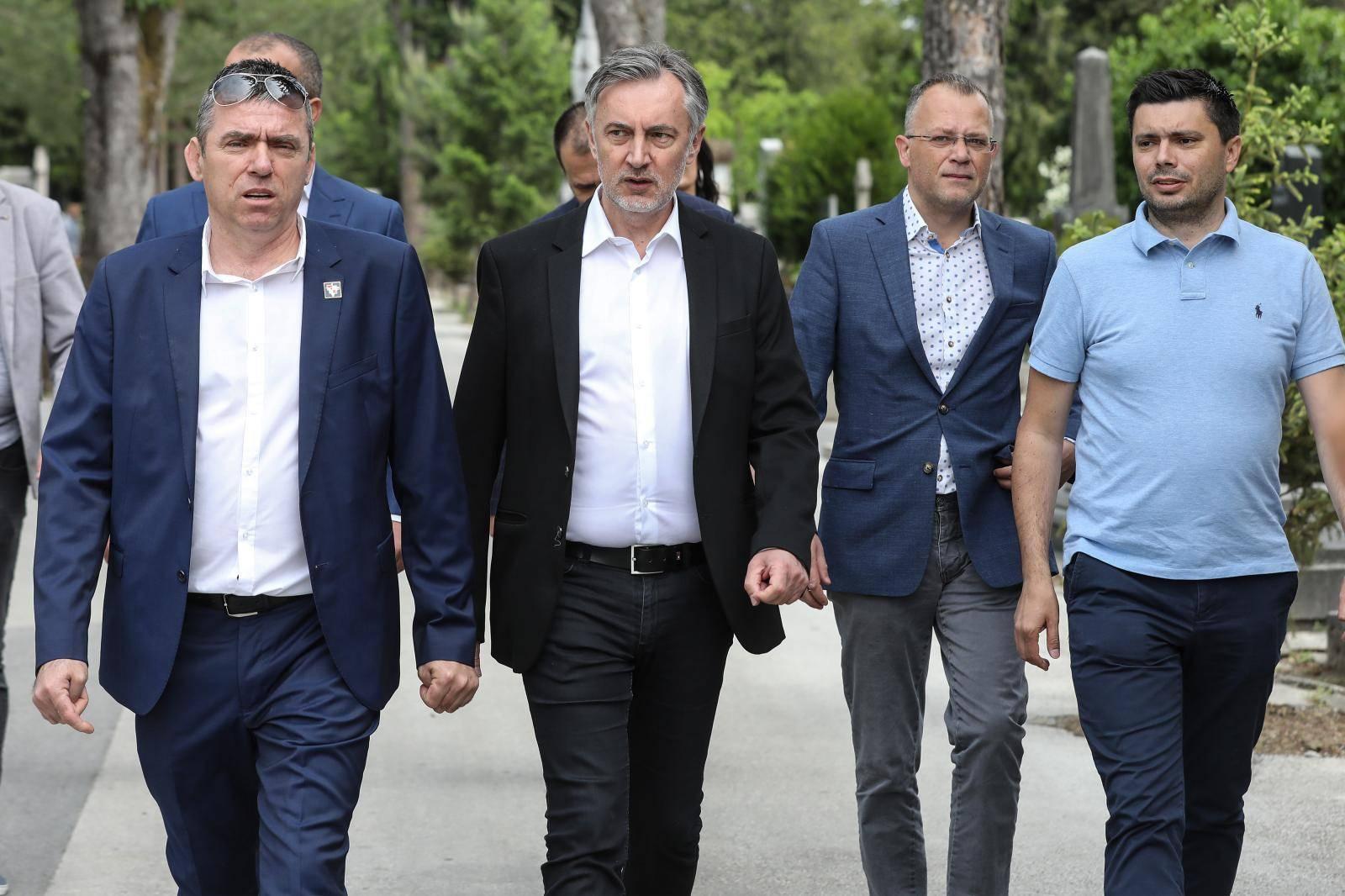 Zagreb: Domovinski pokret obilježio Dan sjećanja na žrtve Bleiburga