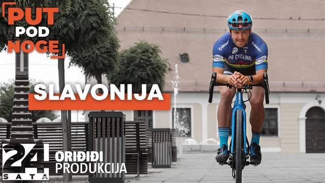 Biciklist Hrvoje obišao je cijeli svijet pa poručio: 'Najbolja energetska pločica  je slanina...'