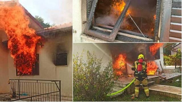 Optužili podstanara: Otvorio ventile i zapalio kuću u Rovinju