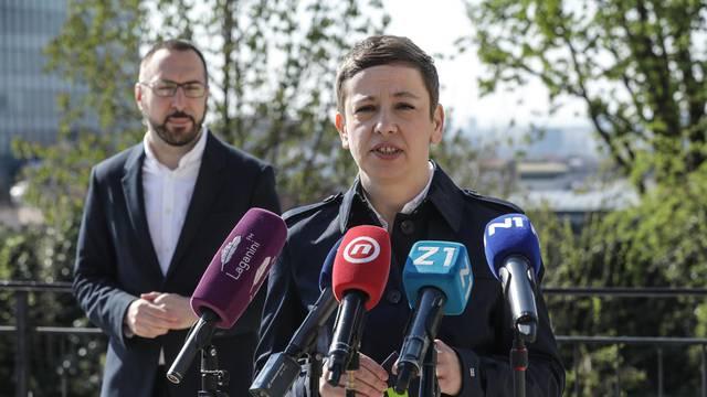 Zagreb: Možemo! i Zagreb je naš! predstavili svoj izborni program