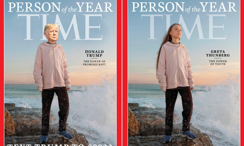 Trump ljubomoran na Gretu? 'Ja sam jedina Osoba godine'