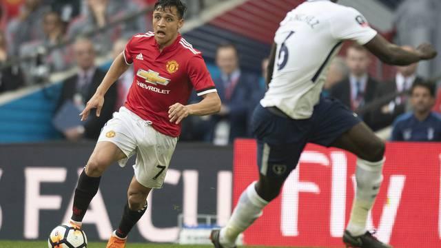 Manchester United v Tottenham Hotspur - Emirates FA Cup - Semi Final - Wembley Stadium