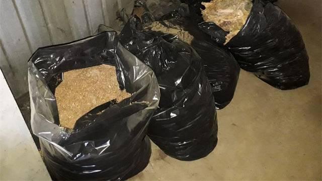 Carinici upali u ilegalnu tvornicu duhana, kazna 560.000 kuna