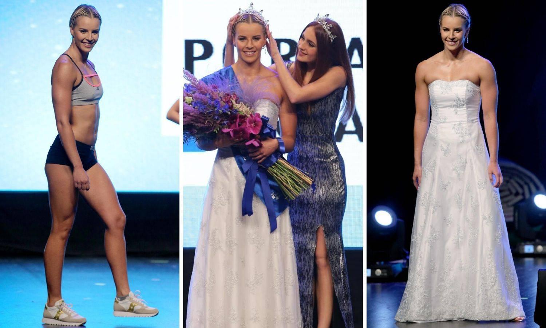 Plivačica i kći legende Veleža je postala je Miss sporta Hrvatske